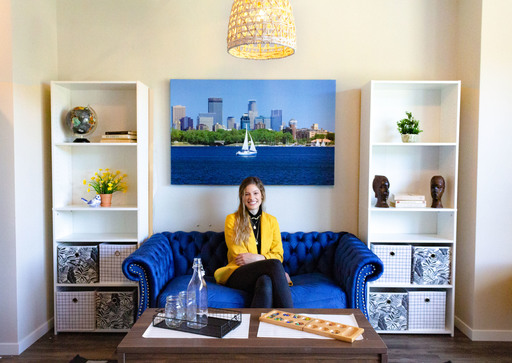 Photo for News Article: The Pillars of Prospect Park Unveils Redesigned Apartment