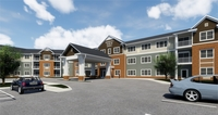Large senior housing complex starting at Prairie Winds Image
