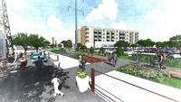 46th and Hiawatha Renderings Image