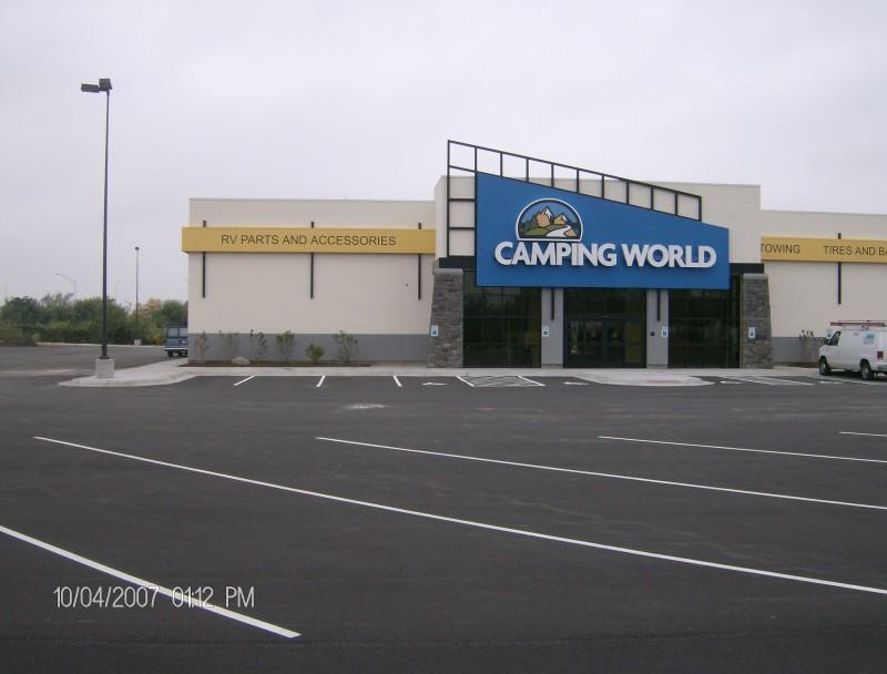 Camping World Council Bluffs >> Camping World - Council Bluffs, IA   Oppidan