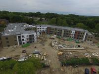 Shorewood Landing - Drone Progress Photos Image