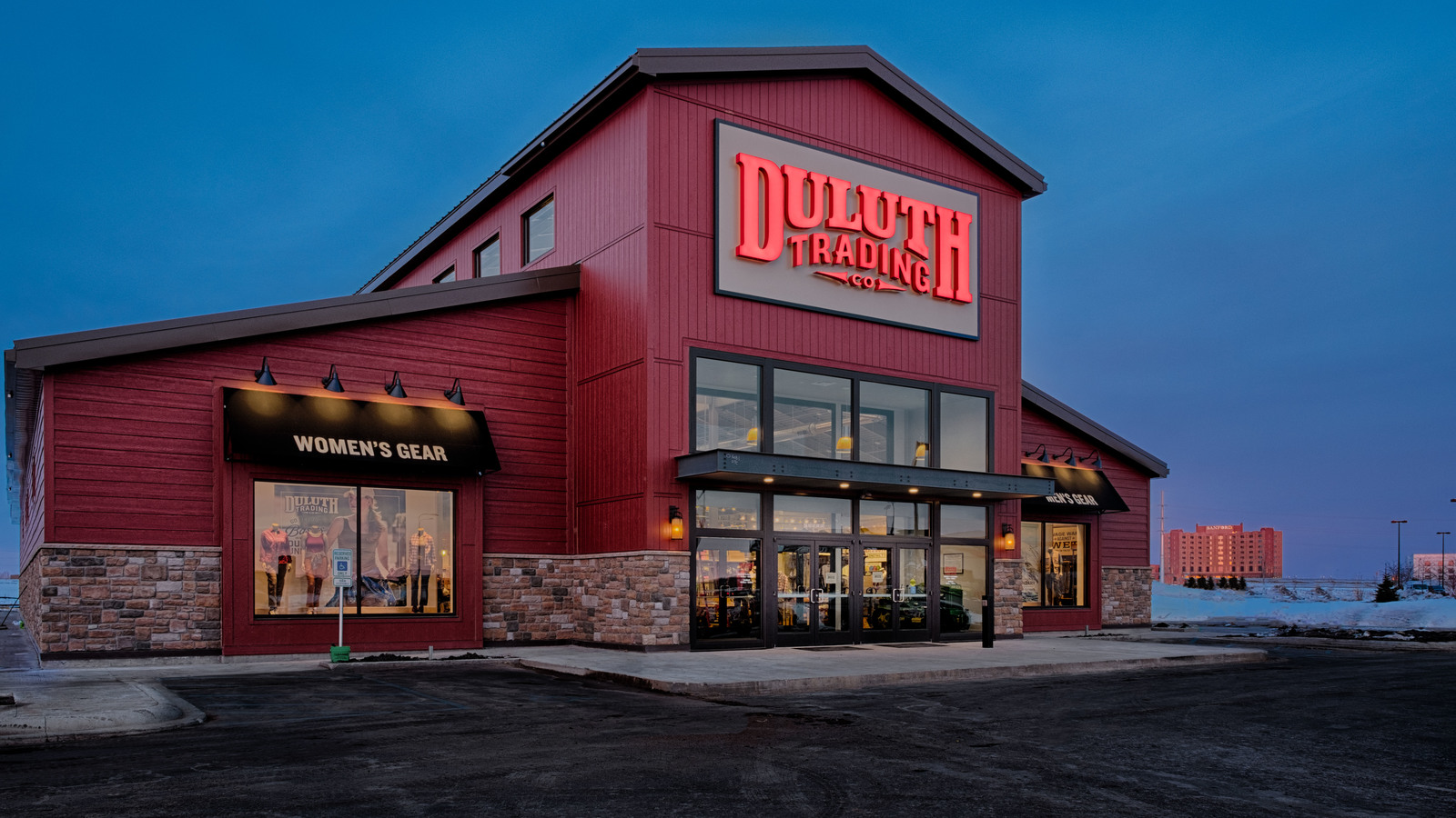Duluth Trading Company - West Fargo, ND | Oppidan