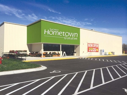 An example of what Gordon's Shopko will likely look like