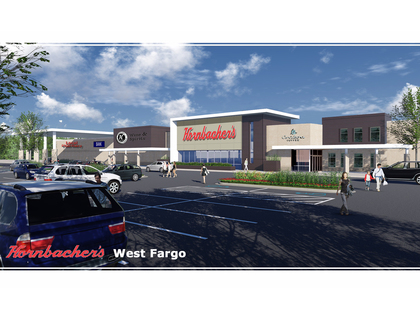 Gateway West Shopping Center - West Fargo, ND Image