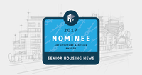 Senior Housing News 2017 Awards Image