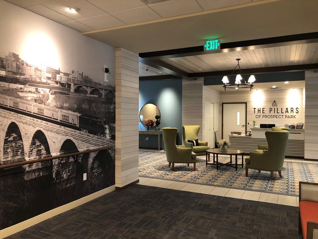 The Pillars of Prospect Park Senior Living Community Now Open Image