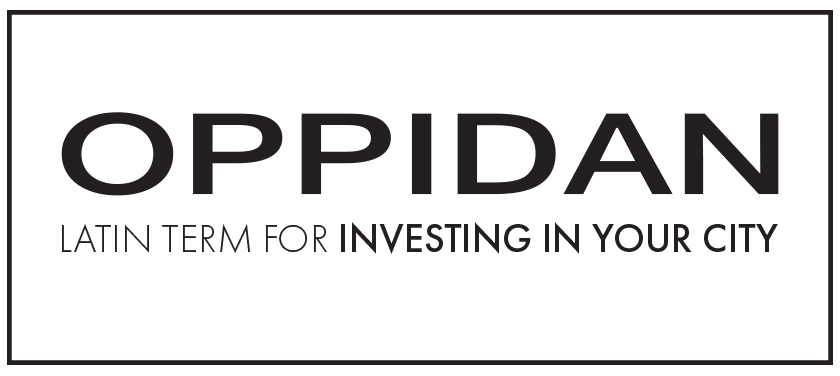 Oppidan: Latin term for investing in your city