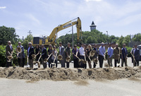 Construction begins on $85 million senior housing project in Prospect Park Thumb Image