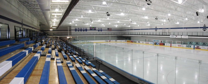 Pagel Ice Arena Oppidan