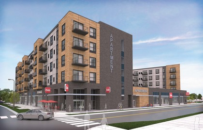 Oppidan begins work on Cub-anchored project in Minneapolis Image