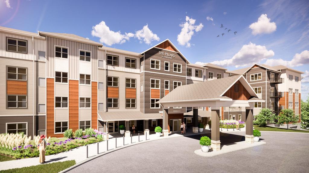 Oppidan Begins Construction on Grand Rapids Senior Living ...