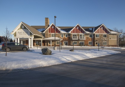 Oppidan Sells Red Rock Senior-living Complex Built in Woodbury Image
