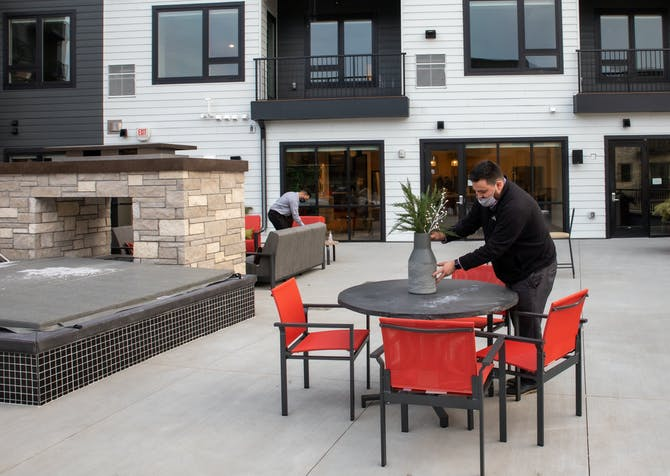 COVID will leave lasting changes in Minnesota office and apartment projects Image