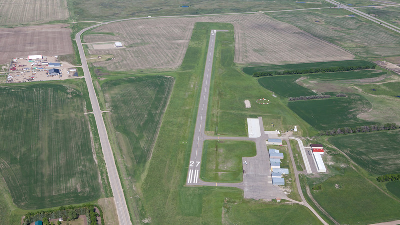 Stanley Airport Industrial Land - Stanley, ND Image